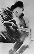 Polish Jewish child of Warsaw Ghetto in concentration camp 1941-43
