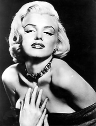 Jan. 1, 1952 - Los Angeles, CA, U.S. - The most endlessly talked-about and mythologized figure in Hollywood history, MARILYN MONROE remains the ultimate superstar. Innocent, vulnerable, and impossibly alluring, she defined the very essence of screen sexuality. Rising from pin-up girl to international superstar, she was a gifted comedienne whom the camera adored.  (Credit Image: © Keystone Press Agency/Keystone USA via ZUMAPRESS.com)