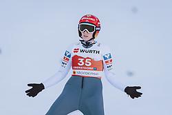 25.02.2021, Oberstdorf, GER, FIS Weltmeisterschaften Ski Nordisch, Oberstdorf 2021, Damen, Skisprung, HS106, Einzelbewerb, im Bild Daniela Iraschko Stolz (AUT) // Daniela Iraschko Stolz of Austria during women ski Jumping HS106 single Competition of FIS Nordic Ski World Championships 2021. Oberstdorf, Germany on 2021/02/25. EXPA Pictures © 2021, PhotoCredit: EXPA/ JFK