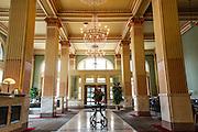 Lobby of the Hotel Finlen