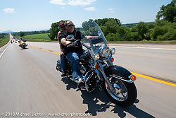 The Cycle Source Ride during the 78th annual Sturgis Motorcycle Rally. Sturgis, SD. USA. Wednesday August 8, 2018. Photography ©2018 Michael Lichter.