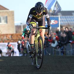 27-12-2019: Wielrennen: DVV veldrijden: Loenhout: Francesca Baroni