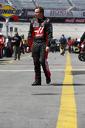 April 13, 2018 - Bristol, Tennessee, United States of America - April 13, 2018 - Bristol, Tennessee, USA: Cole Custer (00) hangs out in the garage before final practice for the Fitzgerald Glider Kits 300 at Bristol Motor Speedway in Bristol, Tennessee. (Credit Image: © Chris Owens Asp Inc/ASP via ZUMA Wire)