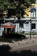Hotel Des Indes aan het Lange Voorhout, Den Haag - Hotel Des Indes, The Hague, Netherlands