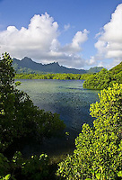 FSM, Above and Below, Federated Sates of Micronesia (Yap, Chuuk, Kosrae & Pohnpei)