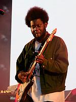 michael kiwanuka at Glastonbury Festival 2019 photo by Dawn Fletcher-Park