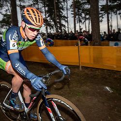 26-12-2019: Cycling: CX Worldcup: Heusden-Zolder: Stan Godrie