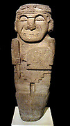 Tomb Guardian from Colombia, AD 200-600.