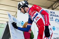 ROGINA  Radoslav (CRO) of Adria Mobil during the UCI Class 1.2 professional race 4th Grand Prix Izola, on February 26, 2017 in Izola / Isola, Slovenia. Photo by Vid Ponikvar / Sportida