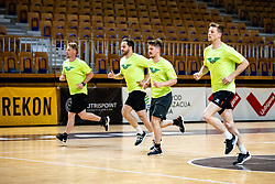 during first practice - testing of hockey team HK SZ Olimpija at start of new season 2021/22 in IceHL League, on May 31, 2021 in Hala Tivoli, Ljubljana, Slovenia. Photo by Matic Klansek Velej / Sportida