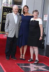 Jennifer Garner Honored With Star On The Hollywood Walk Of Fame. 20 Aug 2018 Pictured: William John Garner, Jennifer Garner, and Patricia Ann Garner. Photo credit: Jaxon / MEGA TheMegaAgency.com +1 888 505 6342