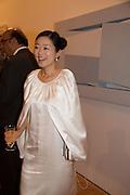 MARIKO MORI, Gala Opening of RA Now. Royal Academy of Arts,  8 October 2012.