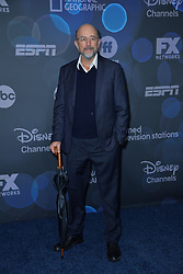 May 14, 2019 - New York, NY, USA - May 14, 2019  New York City..Richard Schiff attending Walt Disney Television Upfront presentation party arrivals at Tavern on the Green on May 14, 2019 in New York City. (Credit Image: © Kristin Callahan/Ace Pictures via ZUMA Press)