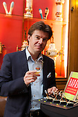 20110526 Sven Gatz  promotes book on Beer and Food