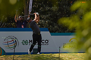 Ryan Fox (NZL) watches his tee shot on 4 during Rd4 of the World Golf Championships, Mexico, Club De Golf Chapultepec, Mexico City, Mexico. 2/23/2020.<br /> Picture: Golffile   Ken Murray<br /> <br /> <br /> All photo usage must carry mandatory copyright credit (© Golffile   Ken Murray)
