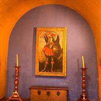 South America, Peru, Arequipa. Monasterio de Santa Catalina.
