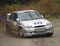 Mortosport, Valter Chr. Jensen, Rally Hedmarken 1999, Ford Escort WRC.