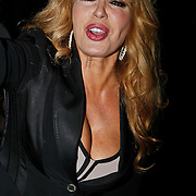 NLD/Amsterdam/20101006 - Patricia Paay presenteerd haar online magazine La Paay,
