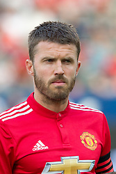 July 15, 2017 - Carson, California, U.S - Manchester United M Michael Carrick (16) during the summer friendly between Manchester United and the Los Angeles Galaxy at the StubHub Center. (Credit Image: © Brandon Parry via ZUMA Wire)