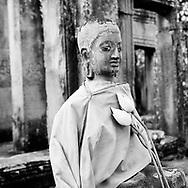 Lotus - Angkor Thom, Cambodge, 2007