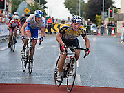 Philip Colleran,Ennis winner of the Etap Hibernia Sky Ride in Ennis on Sunday. Photograph by Eamon Ward