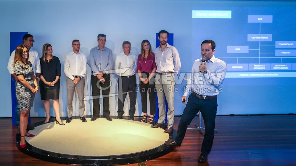 Encontro de Líderes   Janeiro de 2017 - Grupo RBS no Instituto Ling, em Porto Alegre. FOTO: Jefferson Bernardes / Agência Preview