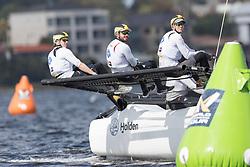 WMRT Match Cup Australia, Royal Freshwater Bay, Perth, WA. 22nd March 2017.