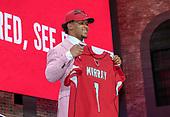 Apr 25, 2019-NFL: NFL Draft-First Round