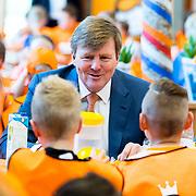 20180420 Koning opent Koningsspelen 2018