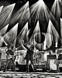 My Morning Jacket performs at The Bill Graham Civic Auditorium - 12/02/11