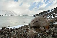 Smeerenburg fjord<br /> Svalbard<br /> Norway