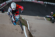 #572 (BRETHAUER Luis) GER at the 2016 UCI BMX Supercross World Cup in Santiago del Estero, Argentina