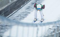 Matthew Soukup (CAN) during Day 2 of FIS Ski World Flying Championship Planica 2020, on December 11, 2020 in Planica, Kranjska Gora, Slovenia. Photo by Vid Ponikvar / Sportida