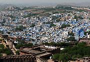 The Blue City - Jodhpur - India Rajasthan - 2011