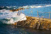 Bronte Baths, Bronte Beach, Sydney.