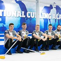 British Curling Teams