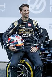 February 18, 2019 - Barcelona, Spain - Motorsports: FIA Formula One World Championship 2019, Test in Barcelona, ,  #8 Romain Grosjean (FRA, Haas F1 Team),  ,  #20 Kevin Magnussen (DEN, Haas F1 Team) (Credit Image: © Hoch Zwei via ZUMA Wire)