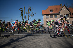 the GP de Dottignies - a 115.2 km road race, starting and finishing in Dottignies on April 3, 2017, in Hainaut, Belgium.