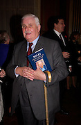Sir James Cayzer, Book launch for ' Miles: a Portrait of the 17th Duke of Norfolk'. By Gerard Noel. the Throne Room, Archbishops House. Ambrosden Avenue. London SW1. ONE TIME USE ONLY - DO NOT ARCHIVE  © Copyright Photograph by Dafydd Jones 66 Stockwell Park Rd. London SW9 0DA Tel 020 7733 0108 www.dafjones.com
