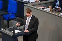 DEU, Deutschland, Germany, Berlin, 12.12.2017: Steffen Kotre (AfD, Alternative für Deutschland) bei einer Rede im Deutschen Bundestag.