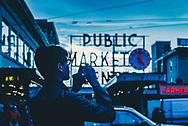 Seattle Public Market.