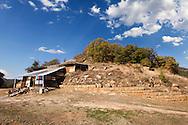 Thracian temple near to Starosel