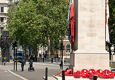 Security Incident Whitehall, London, 23 May 2019