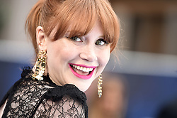 Bryce Dallas Howard attending the Rocketman UK Premiere, at the Odeon Luxe, Leicester Square, London.