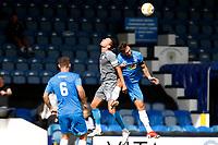 Liam Hogan. Stockport County FC 2-0 Curzon Ashton FC. Pre-Season Friendly. 12.9.20