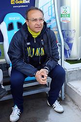 """Foto Filippo Rubin<br /> 26/03/2017 Ferrara (Italia)<br /> Sport Calcio<br /> Spal vs Frosinone - Campionato di calcio Serie B ConTe.it 2016/2017 - Stadio """"Paolo Mazza""""<br /> Nella foto: PASQUALE MARINO<br /> <br /> Photo Filippo Rubin<br /> March 26, 2017 Ferrara (Italy)<br /> Sport Soccer<br /> Spal vs Frosinone - Italian Football Championship League B ConTe.it 2016/2017 - """"Paolo Mazza"""" Stadium <br /> In the pic: PASQUALE MARINO"""