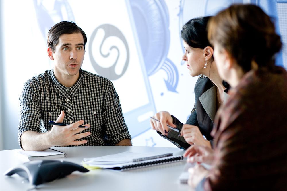 Staff Profiles + documentary   Client: Shazam