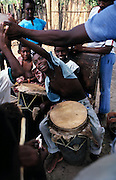 Palenque Drummers
