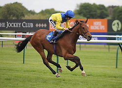 Atalan ridden by Jim Crowley wins the 3.25 The Most Reliable Bet DG Taxis Handicap Stakes (Div II) - Mandatory by-line: Jack Phillips/JMP - 22/05/2016 - HORSE RACING - Nottingham Racecourse - Nottingham, England - The Nottingham Post Community Day In Association With MacMillan