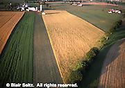PA landscapes Aerial Photograph Pennsylvania